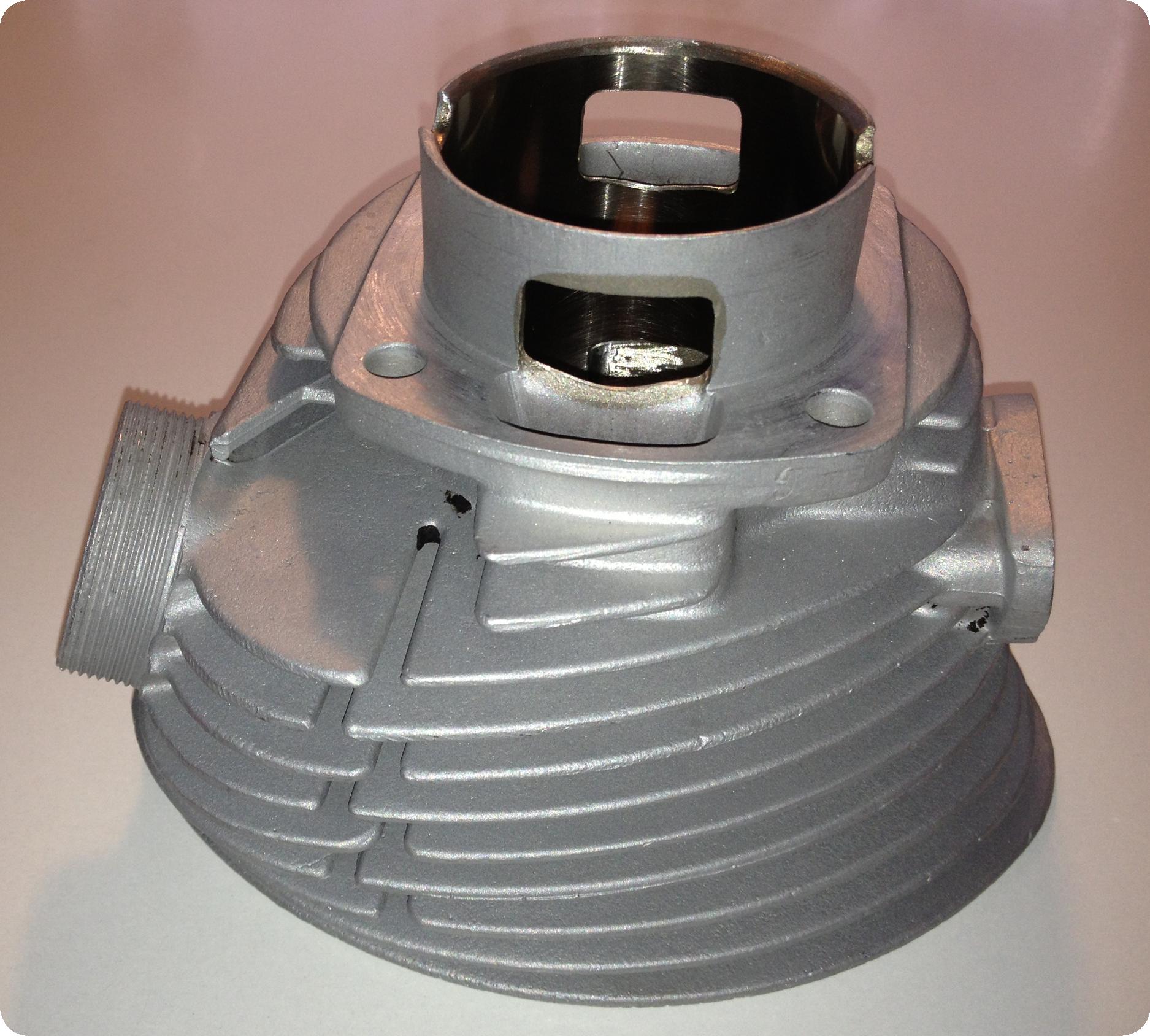 chromecylinder